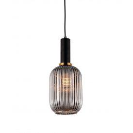 Lampa wisząca Rico dymiona Wiszące | Żyrandole lampa do salonu