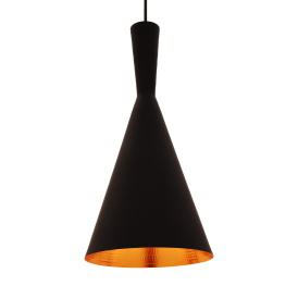 Lampa wisząca FOGGI 12A czarna Oświetlenie