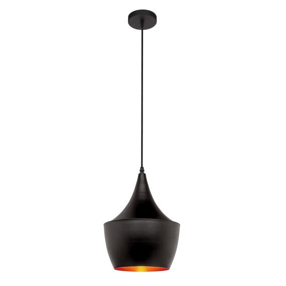 Lampa wisząca FOGGI 12B czarna Oświetlenie