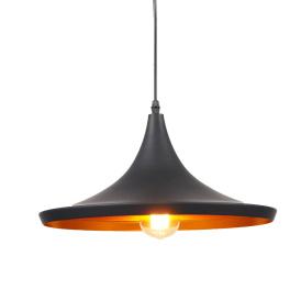 Lampa wisząca FOGGI 12C czarna Wiszące | Żyrandole