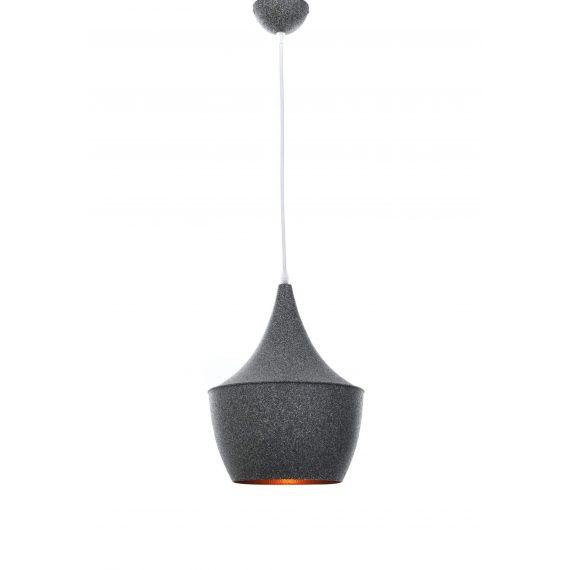 Lampa wisząca industrialna FOGGI 12B granit Oświetlenie