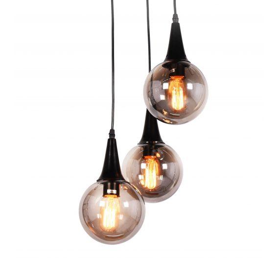 Lampa wisząca Rocherro Trio Oświetlenie
