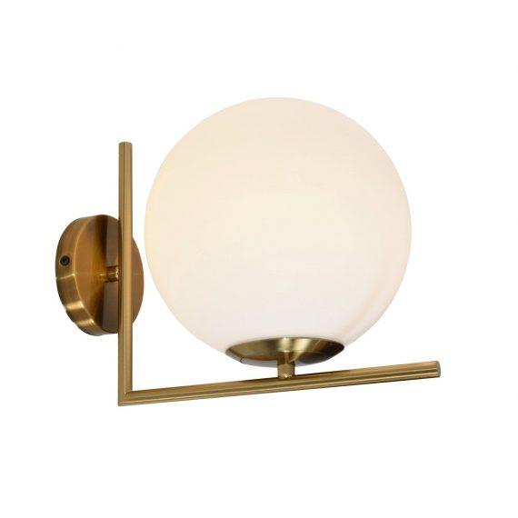 Kinkiet Sorento D20 mosiądz Lampy ścienne | Kinkiety