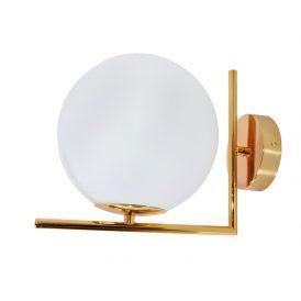Kinkiet Sorento D20 złoty Lampy ścienne | Kinkiety kinkiet