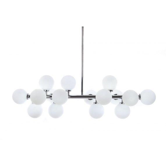 Lampa wisząca Petrica W16 chromowana Oświetlenie