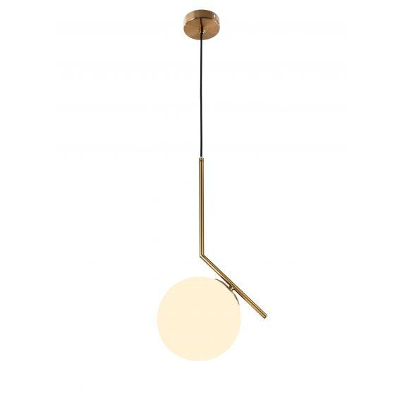 Lampa wisząca Sorento D20 mosiądz Wiszące | Żyrandole kinkiet do przedpokoju