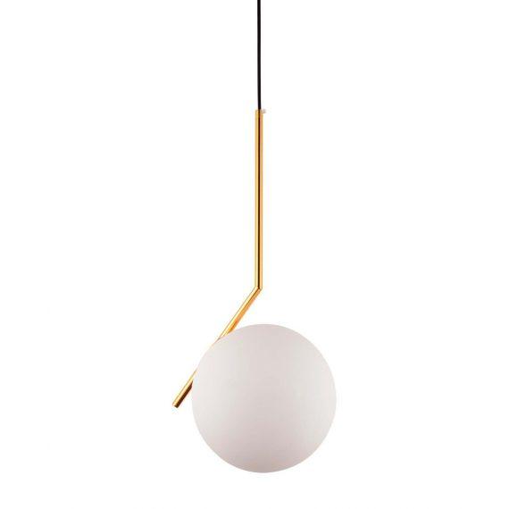 Lampa wisząca Sorento D20 złota Wiszące | Żyrandole