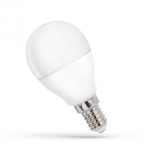Żarówka LED E14 3000K CIEPŁA 8W 620lm Żarówki żarówka LED E14