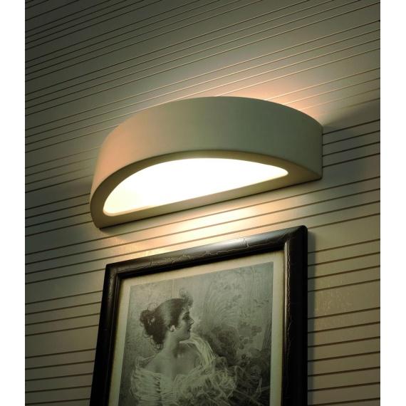 Kinkiet Ceramiczny ATENA Lampy ścienne | Kinkiety