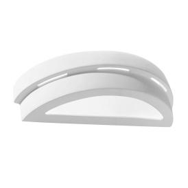 Kinkiet Ceramiczny HELIOS Lampy ścienne | Kinkiety