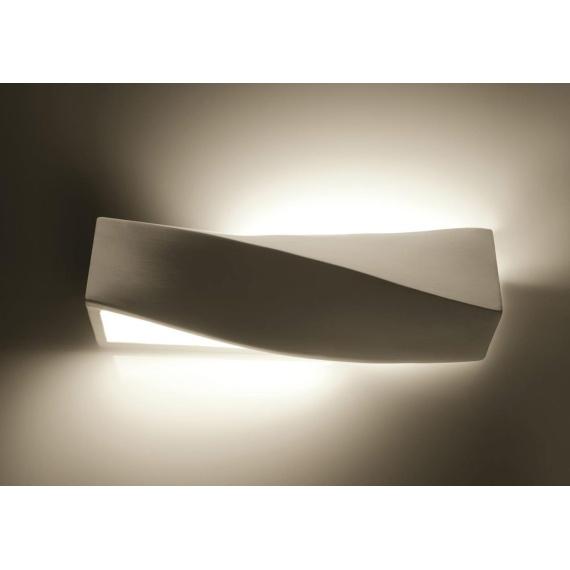 Kinkiet Ceramiczny SIGMA Lampy ścienne | Kinkiety
