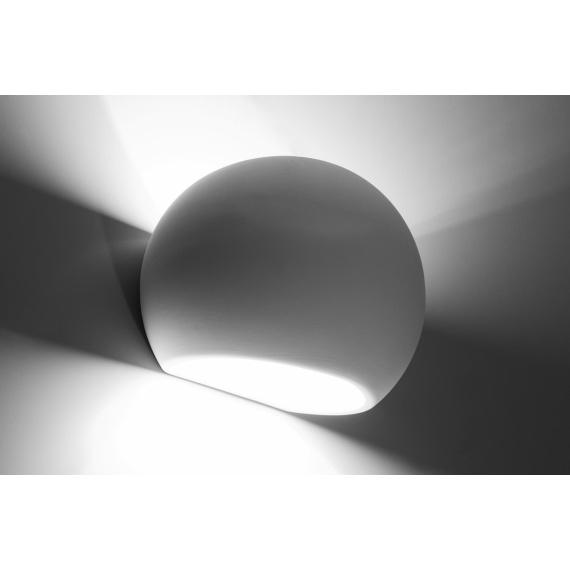 Kinkiet Ceramiczny GLOBE Lampy ścienne | Kinkiety