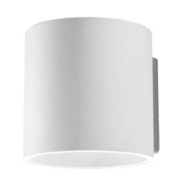Nowoczesny kinkiet ORBIS 1 Lampy ścienne | Kinkiety kinkiet oświetlający ścianę