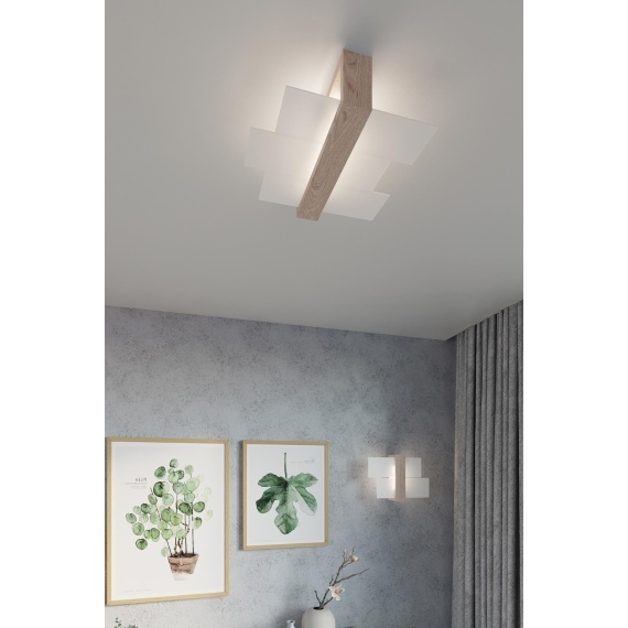Plafon FENIKS 2 Lampy do sypialni