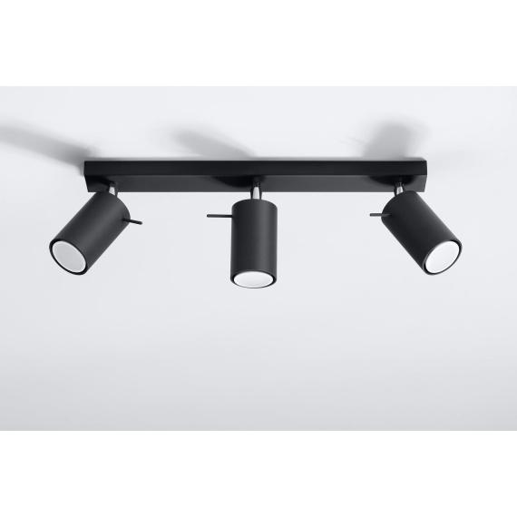 Lampa Sufitowa Plafon RING 3L Sufitowe | Plafony lampa spot