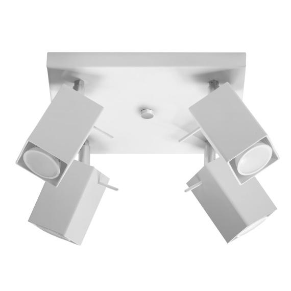 Regulowany plafon Merida 4 Sufitowe | Plafony lampa do salonu