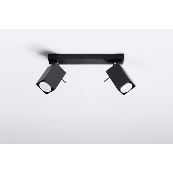 Regulowany plafon Merida 2 Sufitowe | Plafony lampa do salonu