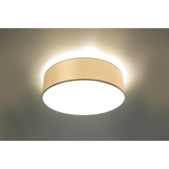 Plafon ARENA 35 Biała Lampy do przedpokoju lampa do przedpokoju