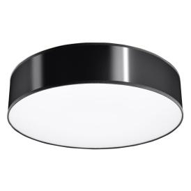 Plafon ARENA 45 Czarny Sufitowe | Plafony lampa do przedpokoju