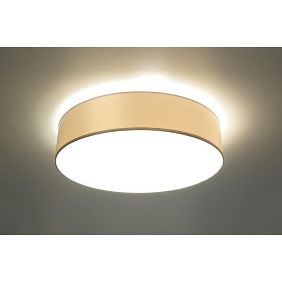 Plafon ARENA 45 Biała Sufitowe | Plafony lampa do przedpokoju