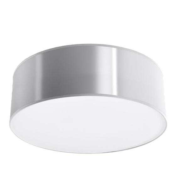 Plafon ARENA 25 szary Lampy do przedpokoju lampa do przedpokoju