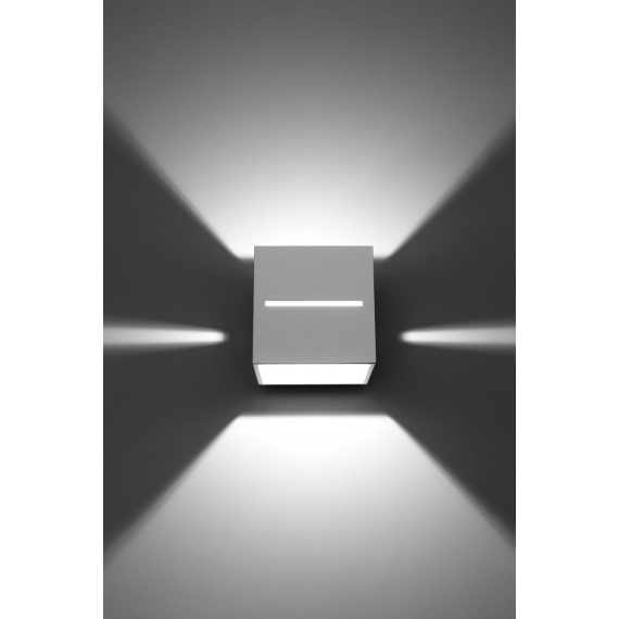 Kinkiet LOBO Oświetlenie kinkiety do sypialni