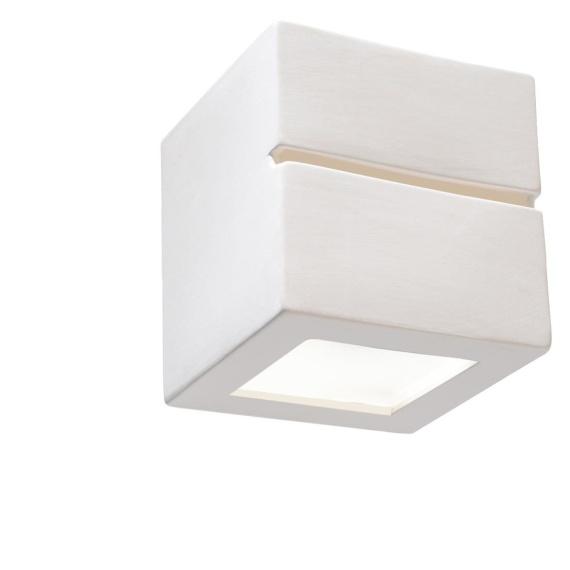 Kinkiet Ceramiczny LEO LINE Lampy ścienne   Kinkiety