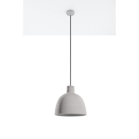 Lampa Wisząca Damaso Wiszące | Żyrandole lampa betonowa