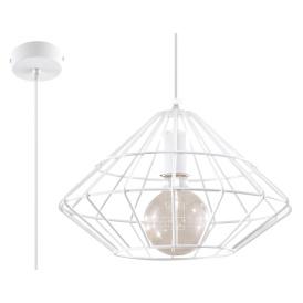 Lampa Wisząca Umberto Wiszące | Żyrandole lampa druciana