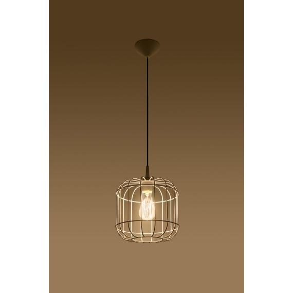 Lampa wisząca Celta Wiszące | Żyrandole lampa wisząca druciana