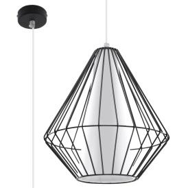 Lampa wisząca Demi Wiszące | Żyrandole lampa wisząca druciana