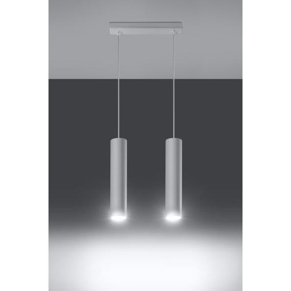 Lampa wisząca Lagos 2 Wiszące   Żyrandole lampa sufitowa