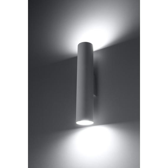 Nowoczesny kinkiet Lagos Lampy ścienne | Kinkiety kinkiet metalowy