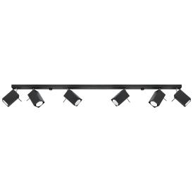 Regulowany plafon Merida 6L Sufitowe | Plafony lampa do salonu