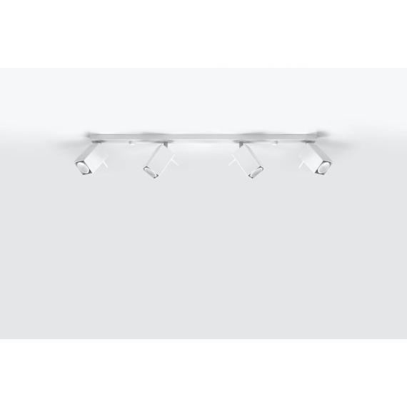 Regulowany plafon Merida 4L Sufitowe   Plafony lampa do salonu