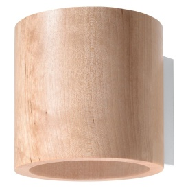 Nowoczesny kinkiet ORBIS Lampy ścienne | Kinkiety kinkiet tuba
