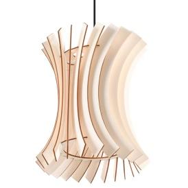 Lampa Wisząca ORIANA Bestsellery drewniana lampa