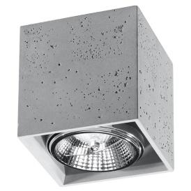 Plafon VALDE 140 beton Sufitowe | Plafony