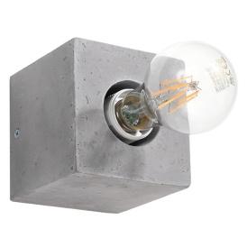 Kinkiet ABEL beton Lampy ścienne | Kinkiety