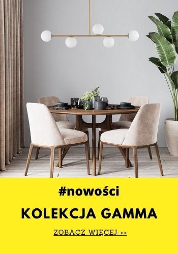 Nowoczesna kolekcja lamp Gamma